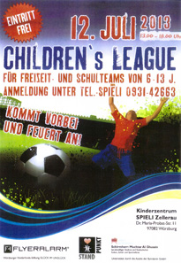 Childrens League 2013
